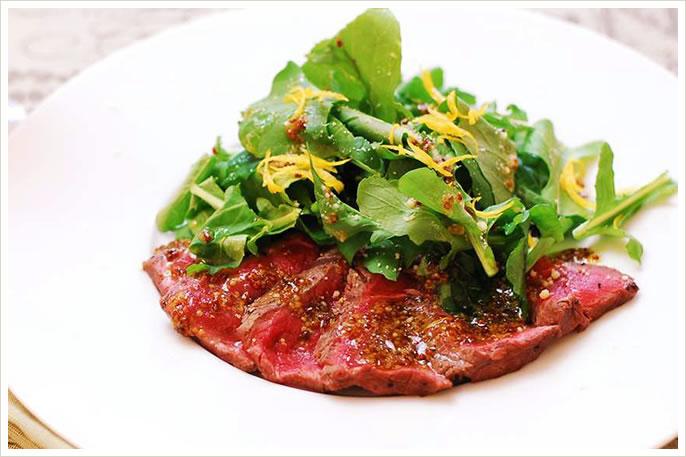 栄養士監修の牛肉レシピ、飲食店様のメニュー開発にお役立てください!