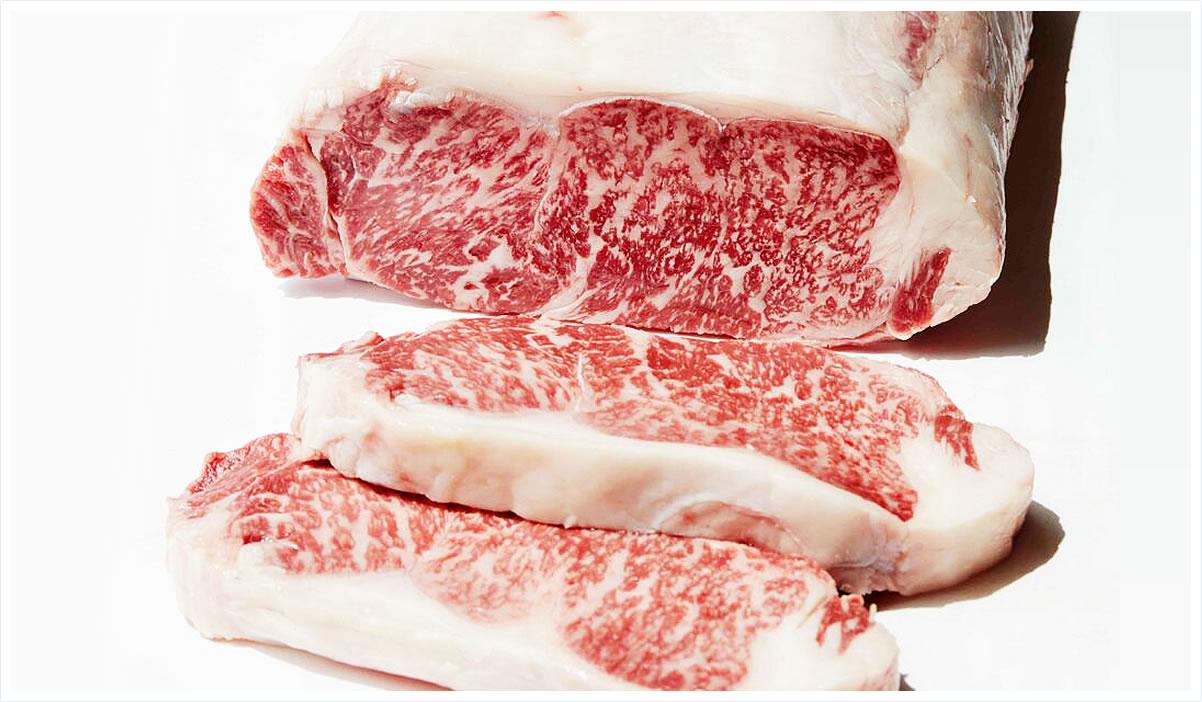 「日本人好みの」F1牛のブランド牛肉