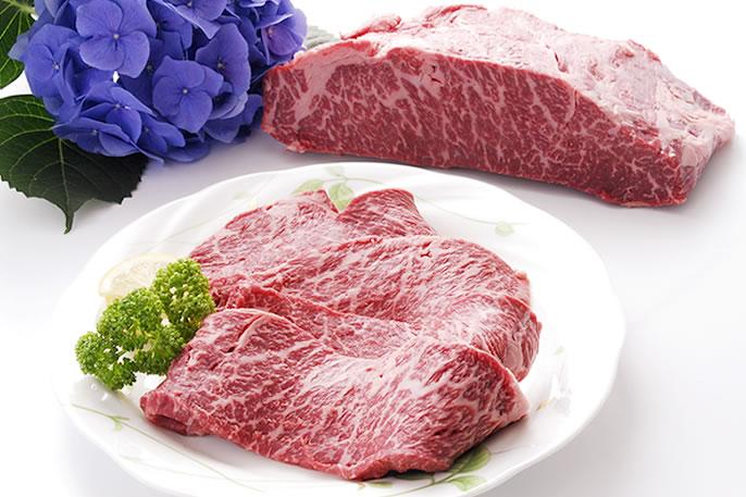 赤身肉の旨味を最大限に引き出す「WAGYU」